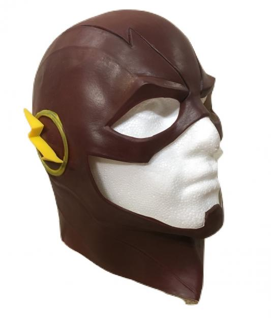 Flash Movie Marvels Mask Cosplay Fancy Dress Up